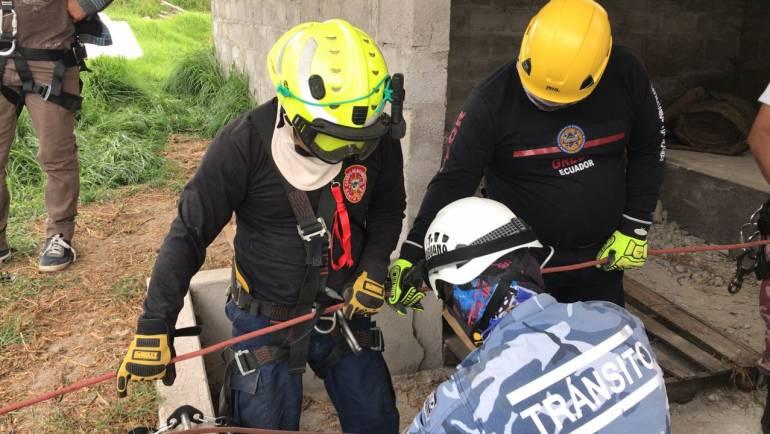Reentrenamiento en Operaciones de Rescate